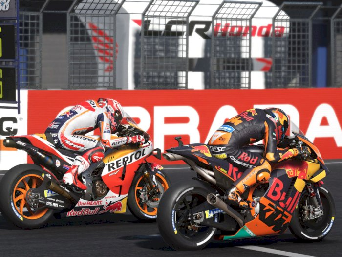 Resmi Diumumkan, Ini Tanggal Perilisan Game Racing MotoGP 20