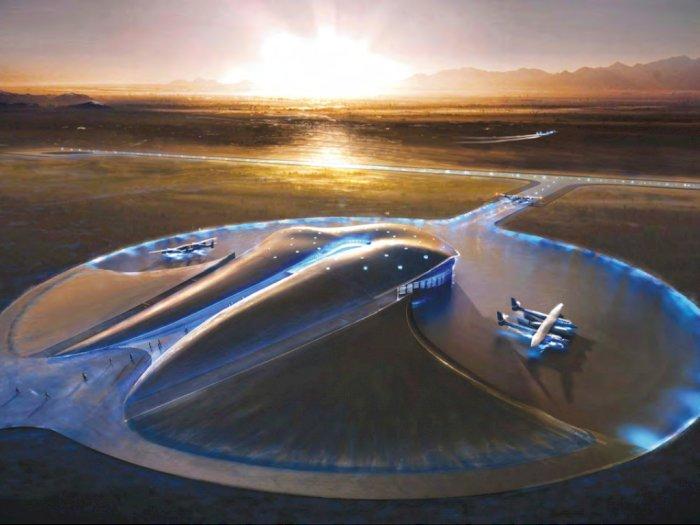 Menristek Sebut Indonesia akan Punya Bandara Antariksa Sendiri