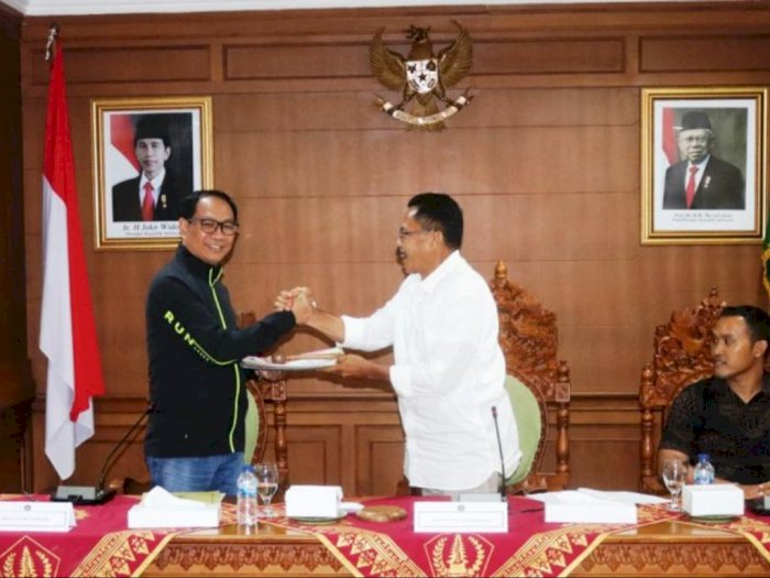 IPSI Bali Promosikan Pencak Silat Melalui 'Sport Tourism'