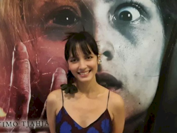 Mengaku Penakut, Aktris Widika Sidmore Terlibat Film Horor