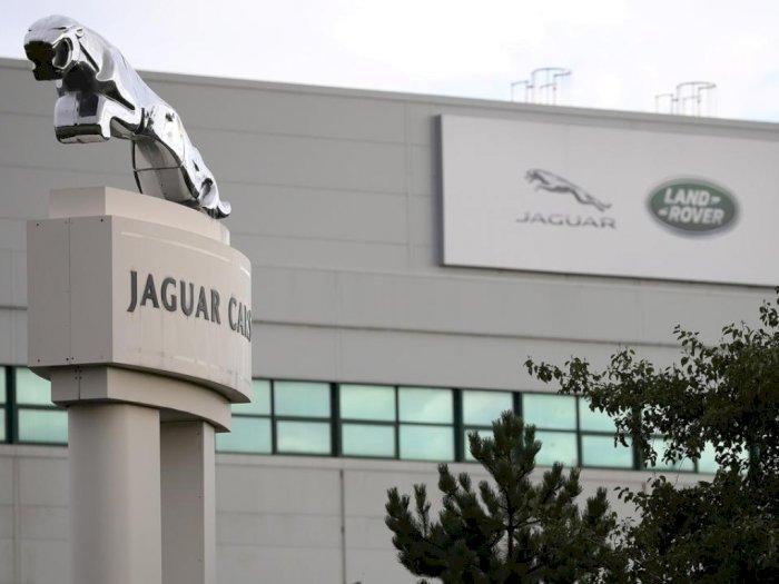 Pabrikan Jaguar-Land Rover Anjlok Akibat Virus Korona
