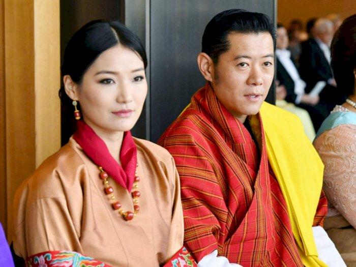 Sebagai Kado Ulang Tahun, Raja Bhutan Minta Warga Tanam Pohon