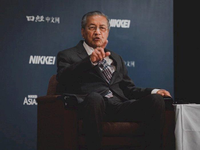 BREAKING NEWS: Raja Kembali Tunjuk Mahathir Mohamad Jadi PM Sementara
