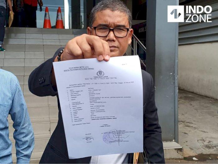Dirut Jiwasraya Dipolisikan Terkait Penyebaran Berita Fitnah