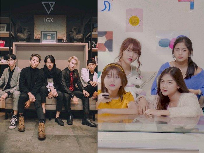 Terinspirasi KPop, Ini Idol Grup Indonesia Generasi Baru