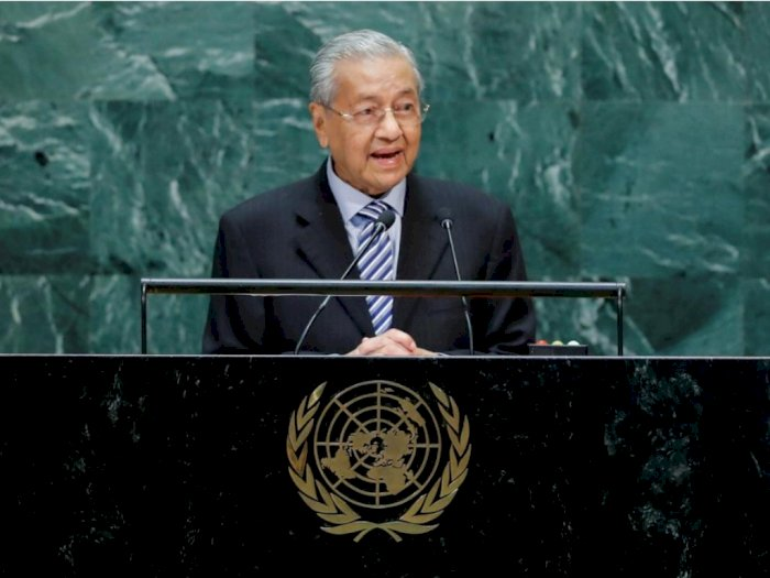 Mahathir Mohamad Mengundurkan Diri dari PM Malaysia