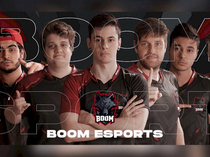 Ini Harapan CEO BOOM Esports Setelah Akuisisi Roster CS:GO Asal Brazil