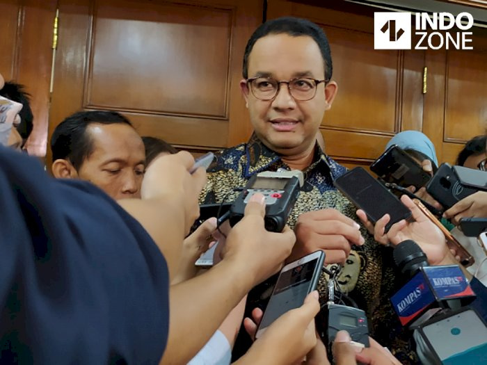 JakartaBanjir, Anies Baswedan: Semua Rapat Batal, Fokus ke Lapangan