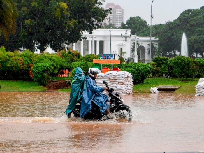 BMKG Rilis Peringatan Dini Cuaca DKI Jakarta Hari Ini