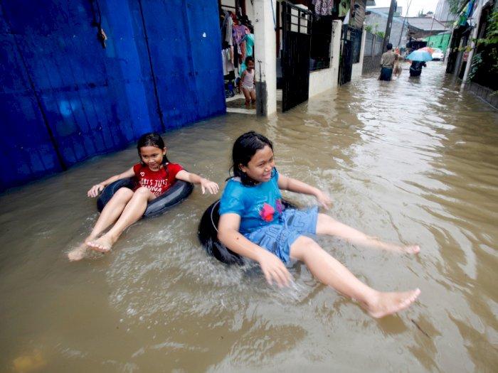 Banjir Jakarta Disebabkan Pengambilan Air Tanah Berlebihan