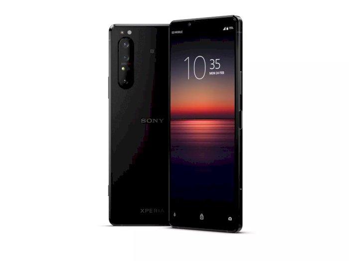 Sony Resmi Luncurkan Smartphone 5G Pertamanya Yaitu Xperia 1 II