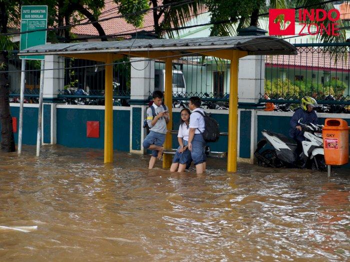 Banjir Jakarta, Waspada Munculnya 5 Penyakit Kulit Ini