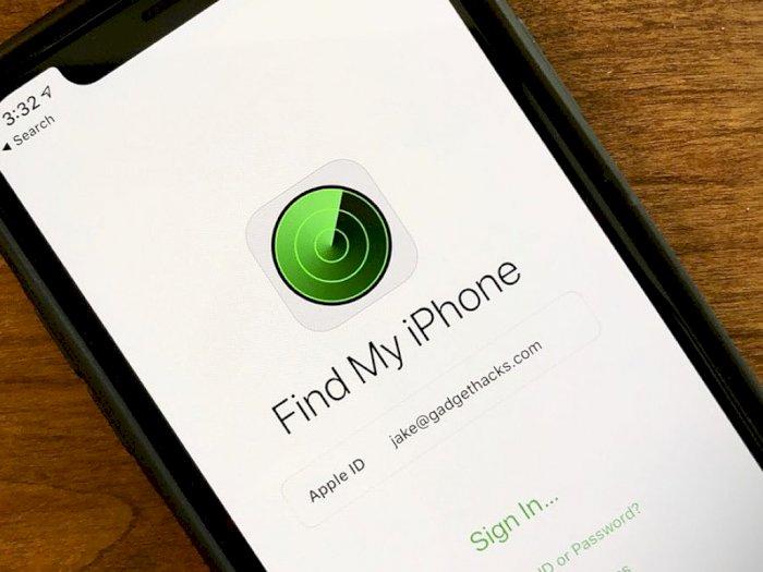Fitur Find My iPhone Sukses Tangkap Pelaku Perdagangan Manusia