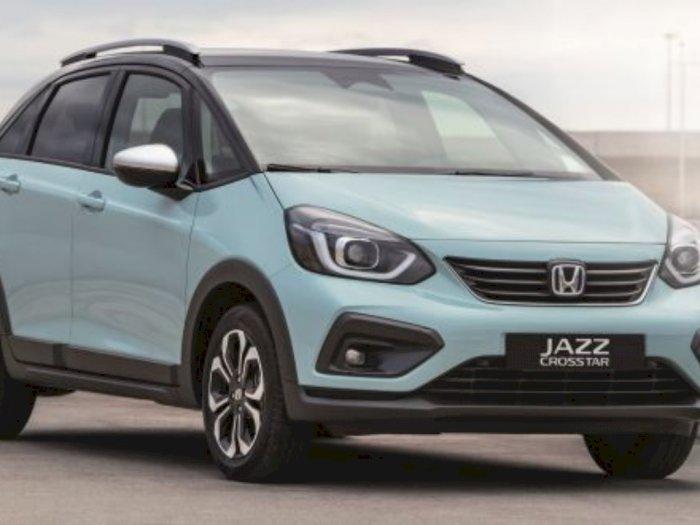 Kejutan Honda Jazz Baru untuk Pasar Eropa