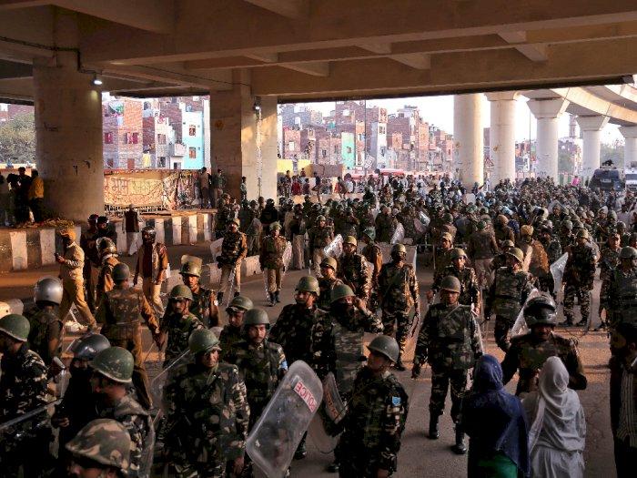 Kerusuhan di India, 13 Orang Tewas