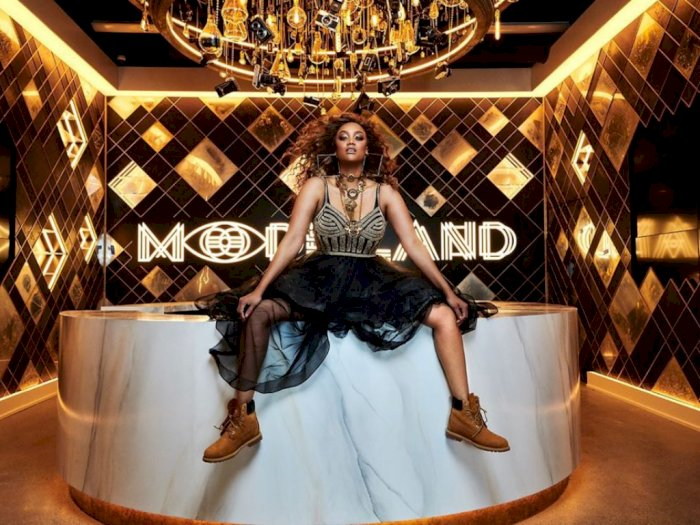 Tyra Banks Bikin Taman Hiburan ModelLand, Tiket Masuk Capai Rp21 Juta