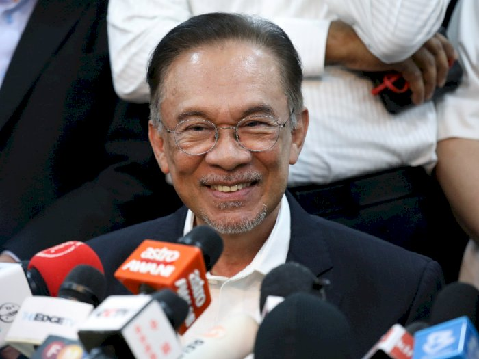 Anwar Ibrahim Umumkan Jadi Kandidat Perdana Menteri Malaysia