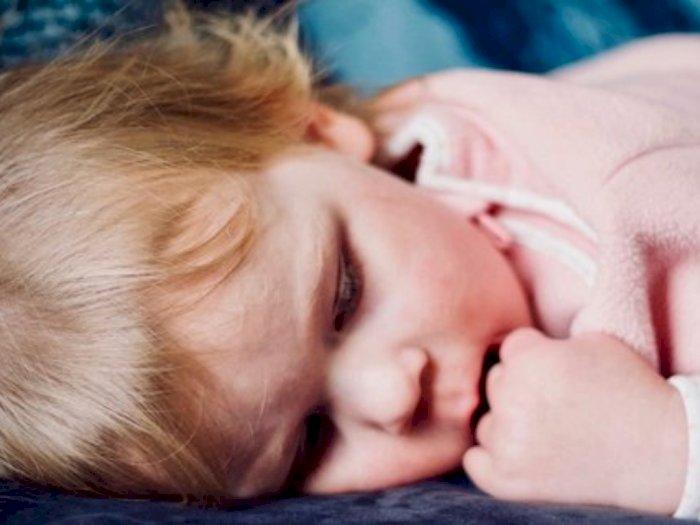 Timbul Benjolan saat Batuk Pilek di Leher Anak, Orang Tua Harus Apa?