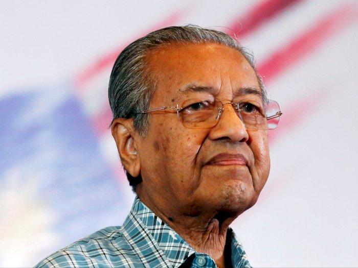 Setelah Mengundurkan Diri, Mahathir Minta Maaf ke Rakyat Malaysia