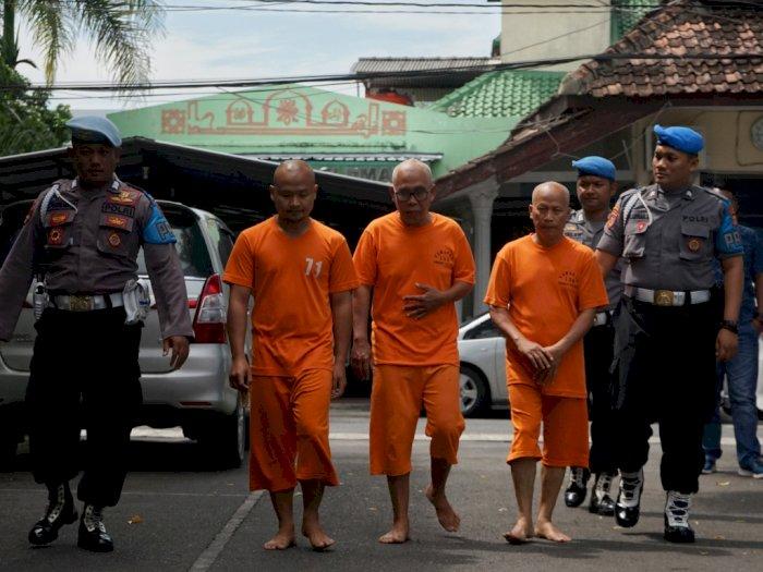 Kritik SOP Penanganan Tersangka, Cuitan Pengurus PGRI Jadi Sorotan