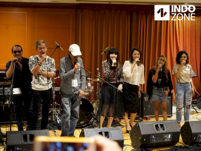 Musisi Java Jazz 2020 Diminta Buat Lagu Tribute untuk Virus Corona