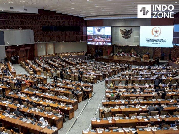 DPR Sahkan Komisioner KPU Pengganti Wahyu Setiawan