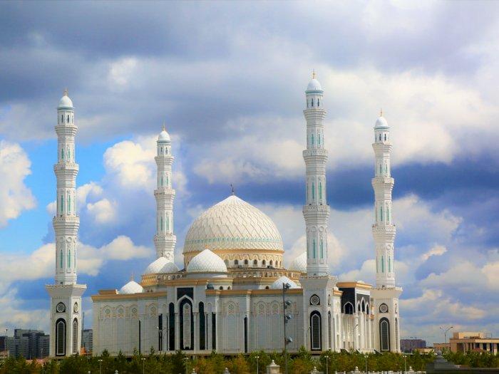 Tiongkok Sebut Jumlah Masjid di Xinjiang Lebih Banyak Daripada di AS