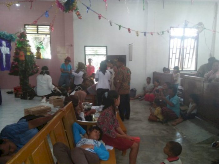 Diduga Keracunan Daging Babi, 6 Warga di Pangkalan Susu Dibawa ke RS