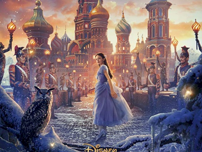 "Sinopsis dan Trailer Film ""The Nutcracker and the Four Realms - 2018"""