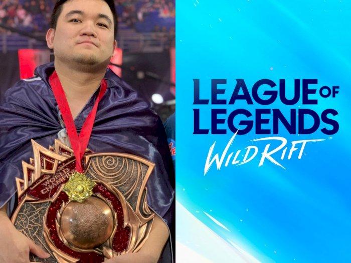 Jenuh Main Mobile Legends, Donkey Berencana Pindah ke LoL: Wild Rift