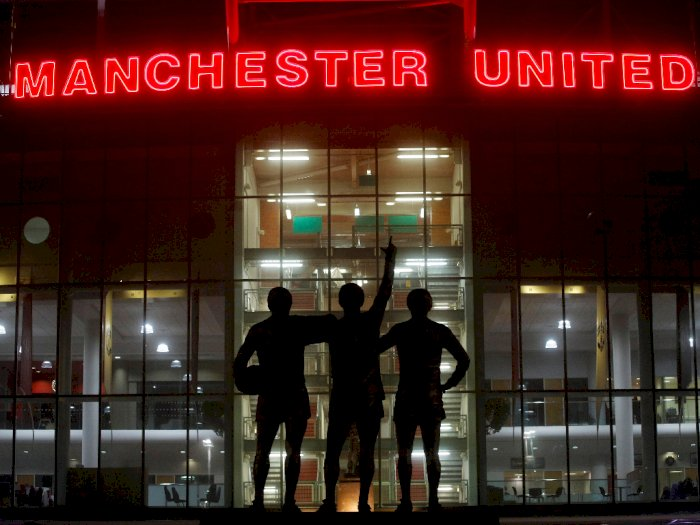 Live Streaming Liga Europa: Manchester United Vs Club Brugge