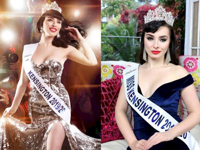 Ketahuan Pernah Foto Bugil, Gelar Ratu Kecantikan Wanita Ini Dicopot