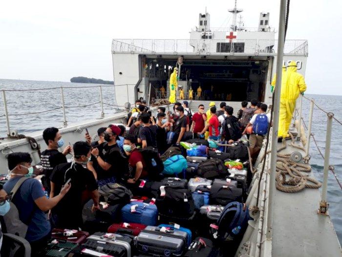 KNPI: Wisata Pulau Sebaru Terganggu karena Observasi Kru World Dream