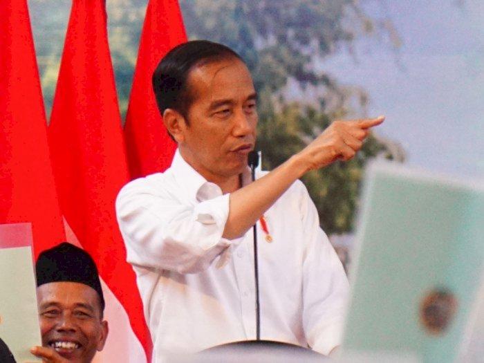 Jokowi Pantau Proses Evakuasi WNI dari Kapal Pesiar World Dream