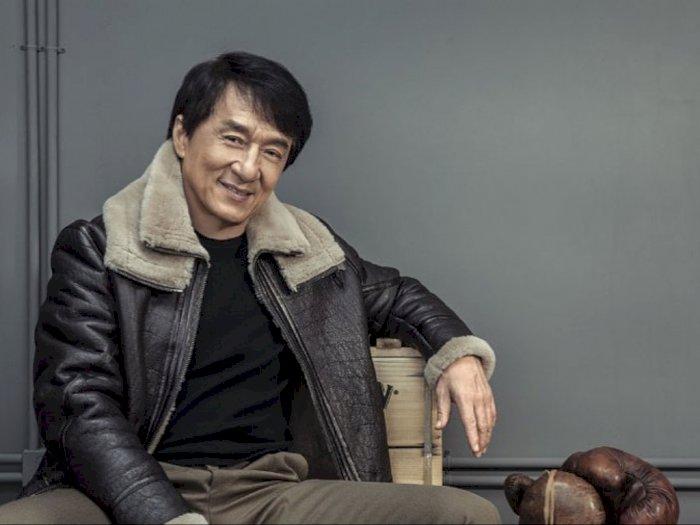 Dikabarkan Terinfeksi Corona, Begini Keadaan Jackie Chan