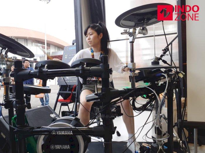 'Connected 2 Yamaha' Meriahkan Gelaran Java Jazz Festival 2020