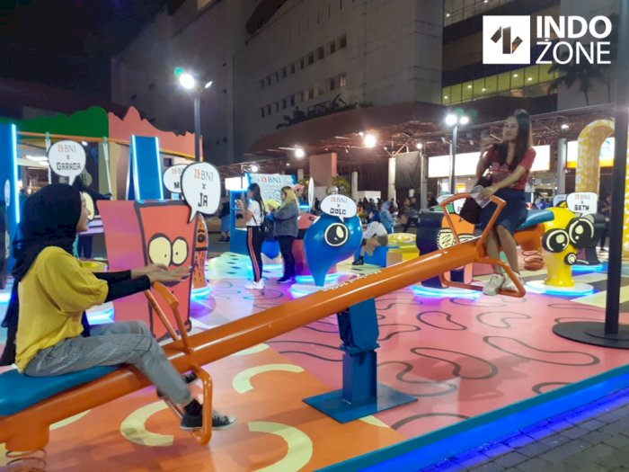 Funky Bunch Park, Primadona Swafoto pada Java Jazz 2020