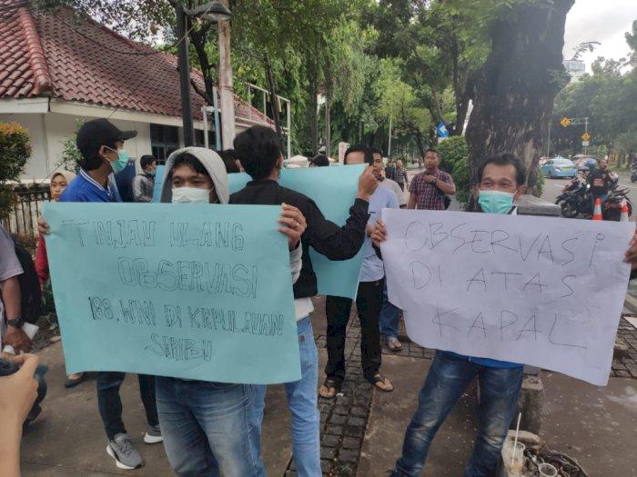 Protes Observasi WNI Digelar di Pulau Sebaru, Ini Tuntutan KNPI