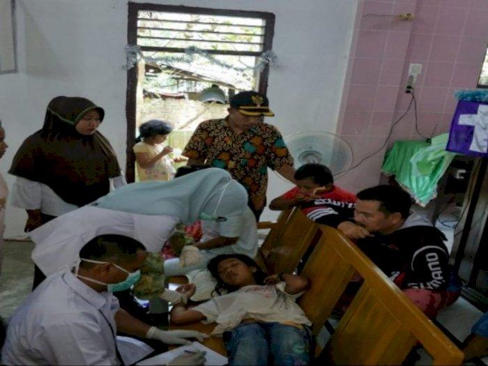 Jumlah Korban Keracunan Daging Babi yang  Dirawat Jadi 23 Orang