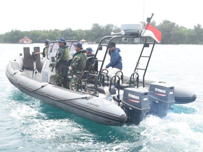 Jelang Observasi WNI, Begini Kondisi Keamanan di Pulau Sebaru