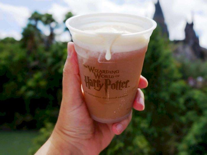Resep Mudah Bikin Butterbeer, Minuman Favorit Harry Potter