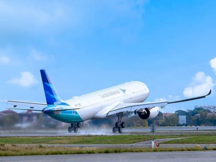 Garuda dan Citilink Beri Diskon 50% Tiket ke 10 Destinasi Wisata
