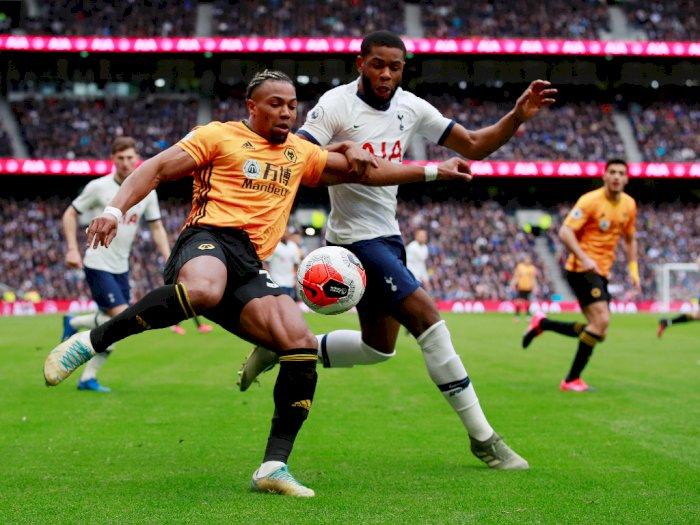 FOTO: Babak I, Tottenham Unggul 2-1 atas Wanderers