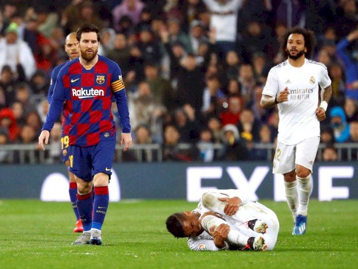 Amor Sebut Real Madrid Tak Pantas Menang