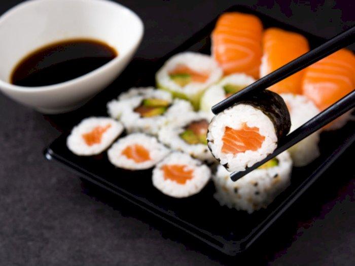 Warga Jepang Suka Konsumsi Makanan Mentah, Nggak Takut?