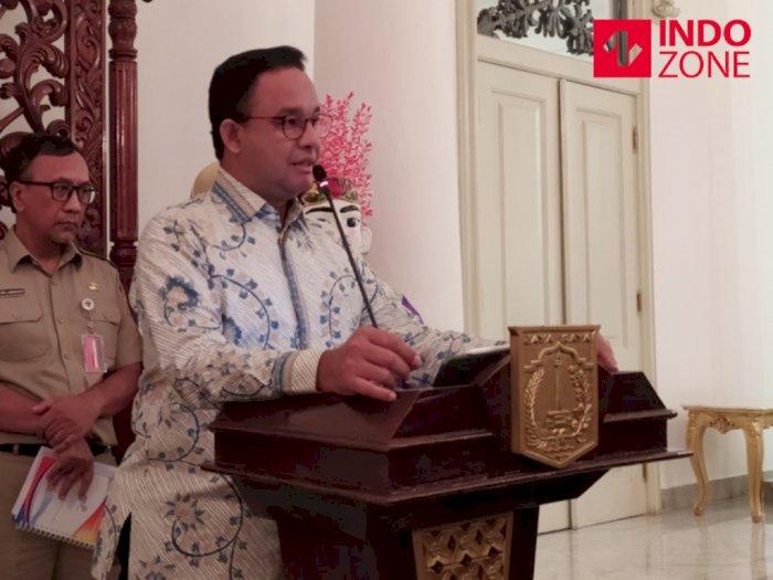 Corona Mengancam, Anies Sebut 39 Warga Jakarta Masuk Pengawasan