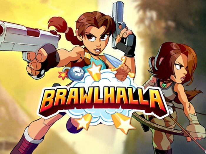 Brawlhalla Rilis Hero Crossover Baru yaitu Lara Croft dari Tomb Raider