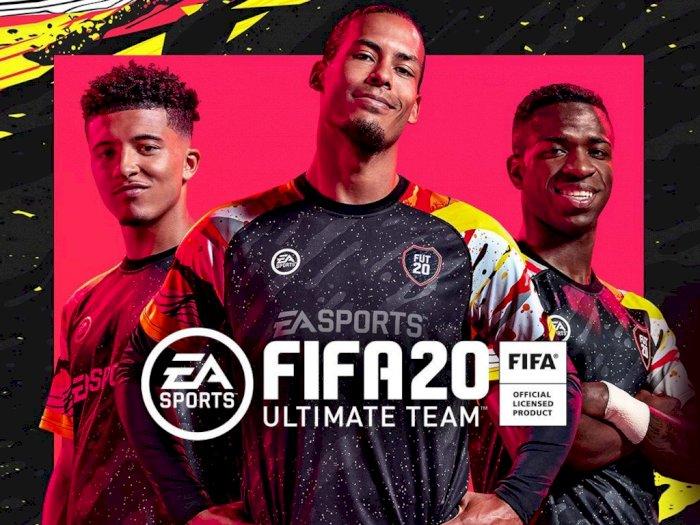Server Bermasalah, Turnamen FIFA 20 Diganti Jadi Pertandingan 'Suit'