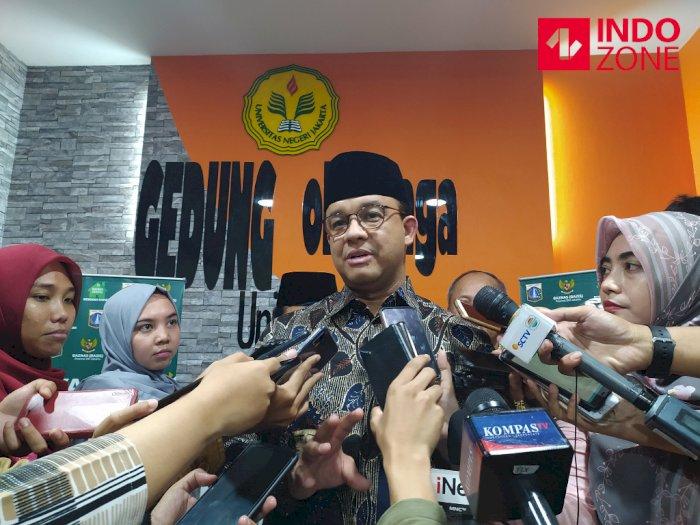 Cegah Virus Corona, Gubernur Anies Tak Keluarkan Izin Kegiatan Besar
