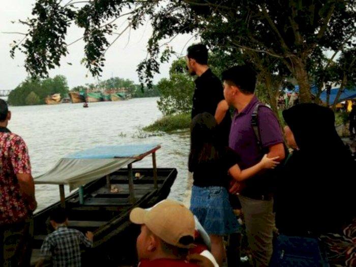 Pulau Beswesen, Pulau Indah di Tengah Sungai Asahan Tanjungbalai